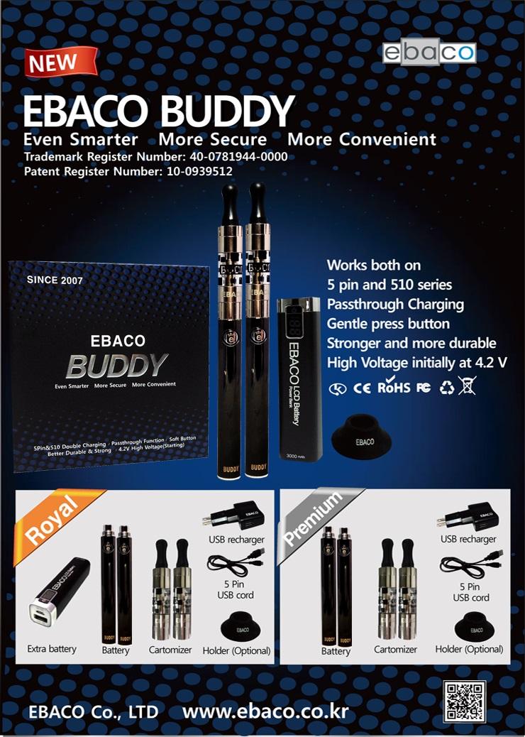 Buddy 1100 Set